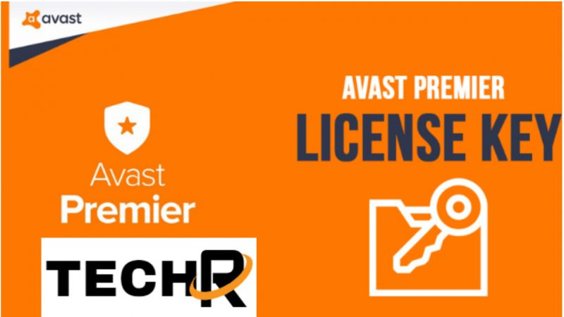 Avast Premium License Key