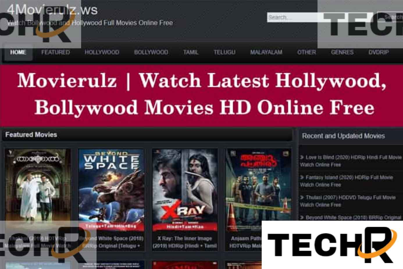 Movierulz | Movierulz.com | Movierulz.vpn Download Bollywood and Hollywood Movies in 2020