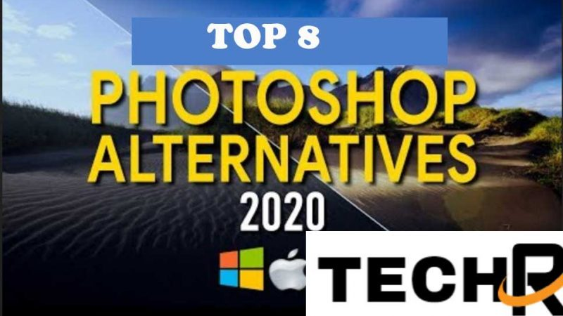 Top 8 Best Photoshop Alternatives
