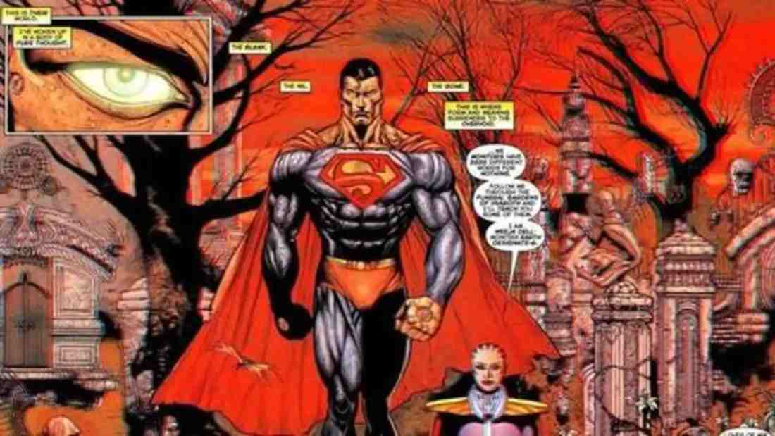 Most Strongest DC Character