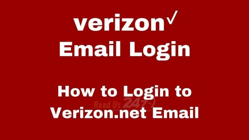 verizon.net email login